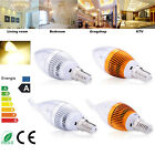 E14 Dimmable 9/12/15W Energy Saving High Power LED Chandelier Candle Light Bulb