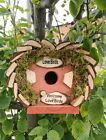 ✔ 20080 BIRD HOTEL HOUSE HANGING WOODE...