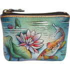Anuschka Small Coin Purse 9 Colors Women's SLG Other NEW image