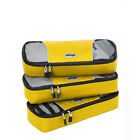 eBags Slim Packing Cubes - 3pc Set 14 Colors Travel Organizer NEW
