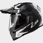 LS2 Pioneer Trigger Supermoto Off Road Helmet Dispatched Today FREE UK DELIVERY