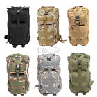 Durable 35L Military Army Backpack Sport Travel Camping Hiking Camo Bag Pack