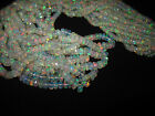 Natural Fire Play Ethiopian Welo Opal gemstone Faceted beads Strand WOB4