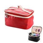 Multifunction Travel Linen Cosmetic Makeup Bag Toiletry Organizer Storage Case