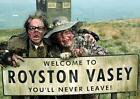 LEAGUE OF GENTLEMEN - ROYSTON VASEY WALL POSTER  SZ: A2 A1 A0