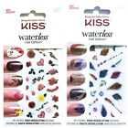 Kiss Waterless Nail Tattoos Nail Art # 64705 / NSW01 KaPow Your Choice! VHTF