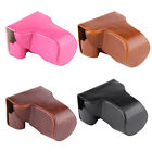 PU Leather Camera Shoulder Strap Bag Cover Case Pouch Holder for Canon EOS M3