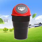 Home Car Door Side Trash Can Auto Mini Garbage Bin Sundries Storage Collect Box