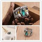New Vintage Lord of Rings Aragorn's Ring Leopard Lotr Finger Ring Hot Gift y0
