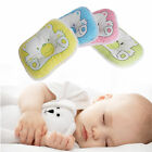 Cute Bear Pillow Newborn Baby Support Cushion Pad Prevent Flat Head Bed Pillow