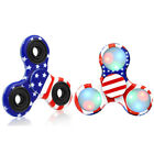 USA Special Edition Flag & LED Spinners Anxiety & Stress Relief Toy
