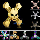 Fidget Finger Spinner Hand Focus Spin Aluminum EDC Bearing Stress Relieve Toys