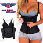 Plus Size Neoprene Thermo Vest Shaper Cincher Cami Tank Top Body Slim Shapers