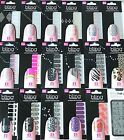 Nail Bliss Bling Nail Stick On Appliques Stickers Many To Choose From VHTF NEW