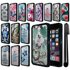For Apple iPhone 6/ 6s 4.7 inch Hybrid Clear TPU bumper Case Phone Cover + Pen