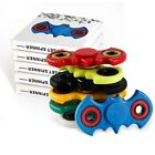 Fingertip Hand Spinner Fidget Tri-Spinner 3D EDC Desk Batman Toy For Adults Kids