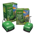 BLAGDON INTERPET POND AIR PUMP SYSTEM AERATION OXYGEN KOI FISH GARDEN AIRSTONES
