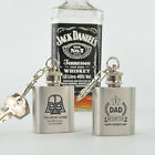 Personalised Favours Happy Father's Day Gift - Star Wars Mini Hip Flask Keychain