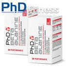 PHD Nutrition - Beta Alanine 90caps x2