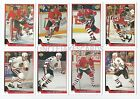 1993-94 UPPER DECK CHICAGO BLACK HAWKS Select from LIST SERIES 2 HOCKEY CARDS