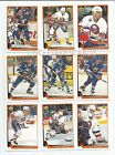 1993-94 UPPER DECK NEW YORK ISLANDERS Select from LIST SERIES 2 HOCKEY CARDS