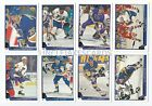 1993-94 UPPER DECK ST.LOUIS BLUES Select from LIST SERIES 2 HOCKEY CARDS