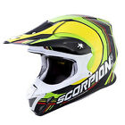Scorpion VX-R70 Spot Multi Graphic MX Helmet Adult