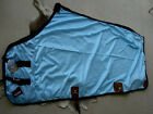 Horse Fly Sheet Summer Spring Airflow Mesh UV Turquoise 7317