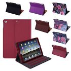 iPad 9.7 Case w/ Screen Protector 5th Generation 2017 New Re