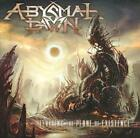 ABYSMAL DAWN - LEVELING THE PLANE OF EXISTENCE NEW CD