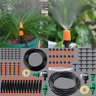 Micro Watering System Drip Kit Garden/Greenhouse Lawn Patio Plant Irrigation