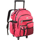 Everest Deluxe Wheeled Backpack 9 Colors Rolling Backpack NEW фото