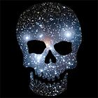 Space Skull Size 2 X Large-11/12 X Large Mens Tank Top