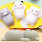 1Pcs Soft Slow Rising Squishy Squeeze Cute Cat Healing Stress Reliever Kids Toy
