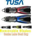Tusa Hyflex Switch Scuba Dive Fins - WINNER OF SCUBALAB TESTERS CHOICE FOR 2017
