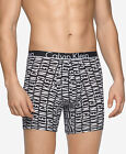 Calvin Klein Men's Underwear Id Cotton Stretch Boxer Brief NU8640-009 Logo Rebel