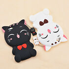 3D Cartoon Animals Soft Silicone Rubber Case Cover for iPhone 7/7Plus 6/Plus