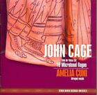 JOHN CAGE: SOLO FOR VOICE 58: 18 MICROTONAL RAGAS USED - VERY GOOD CD