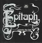 EPITAPH - OUTSIDE THE LAW USED - VERY GOOD CD