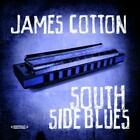 JAMES COTTON (HARMONICA) - SOUTH SIDE BOOGIE & OTHER FAVORITES USED - VERY GOOD