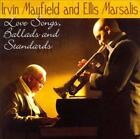 IRVIN MAYFIELD - LOVE SONGS, BALLADS AND STANDARDS NEW CD