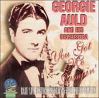 GEORGIE AULD - YOU GOT ME JUMPIN' NEW CD