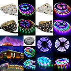 5m 5050 Ws2811 Rgb Dream Color Multicolor 150/300 Led Strip Light 30/m 60/m 12v