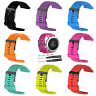Replacement Silicone Wristband Watch Band Strap For Suunto Core