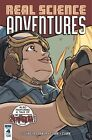 Real Science Adventures Flying She-Devils #4 (Of 6) Cover A Comic Book 2017 IDW