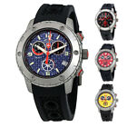 Swiss Military Rallye GMT Mens Rubber Watch  - Choose color