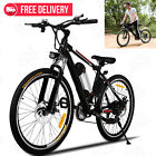 """Mountain Bicycle 26"""" 500W Electric Lithium Battery  Aluminum#E Plastic"""