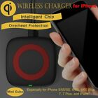 Qi Wireless Charger for iPhone 7 6S 6 5S Phone Charging Pad Dock Device Charger