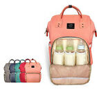 New Multifunctional Baby Diaper Backpack Mommy Changing Bag Mummy Backpack Nappy
