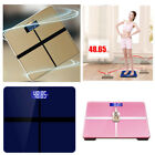 Portable Electronic Digital Bathroom Precision Weight LCD Body Scale 180KG